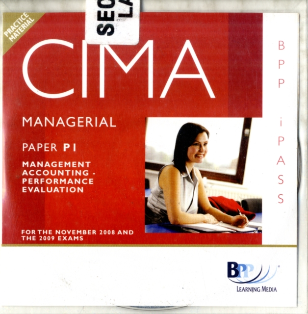 CIMA - P1: Management Accounting: Performance